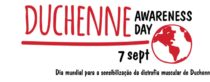 WDAD 2017 – Dia Internacional da Distrofia Muscular de Duchenne
