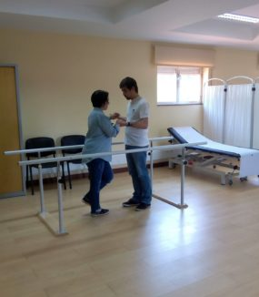 Fisioterapia <span>Domiciliária</span>